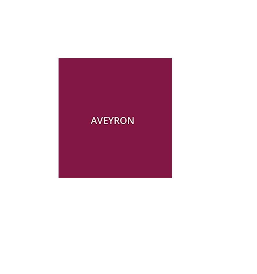 incrustation département de l'Aveyron